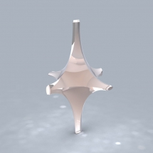 Wallstar module, cm 20 x 40